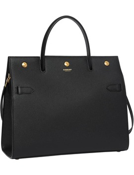 medium-leather-tote by burberry