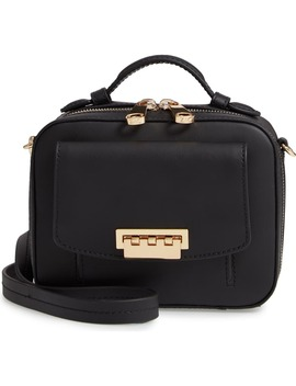 earthette-small-box-leather-crossbody-bag by zac-zac-posen