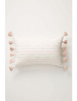 Tasseled Pendana Pillow by Anthropologie
