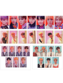 7pc-kpop-bts-bangtan-boys-love-yourself-结-answer-album-lomo-card-photocard-1set by unbranded