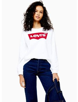 Batwing Sweatshirt By Levi's by Topshop