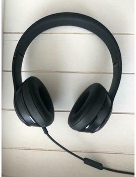 Beats Solo 3 Wireless Zwart (Black) by Marktplaats