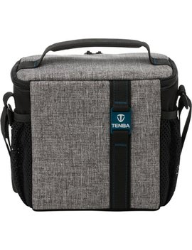 Skyline 8 Shoulder Camera Bag   Gray by Tenba