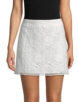 Pandara Lace Skirt by Club Monaco