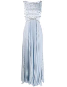 Verziertes Abendkleid by Ermanno Ermanno