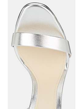 Cherine Metallic Leather Sandals by AlevÌ Milano
