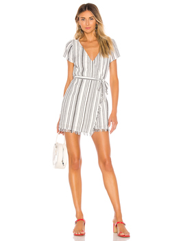 Trina Wrap Dress by Superdown