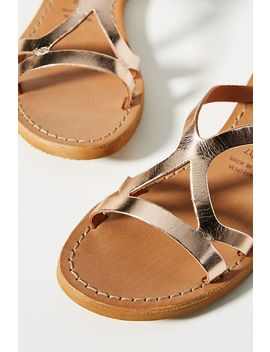 Cocobelle Strappy Slide Sandals by Cocobelle