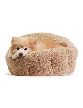best-friends-by-sheri-orthocomfort-deep-dish-cuddler-(multiple-sizes)-–-self-warming-cat-and-dog-bed-cushion-for-joint-relief-and-improved-sleep-–-machine-washable,-waterproof-bottom by best-friends-by-sheri