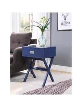 Porch & Den Logan Landon End Table by Porch & Den