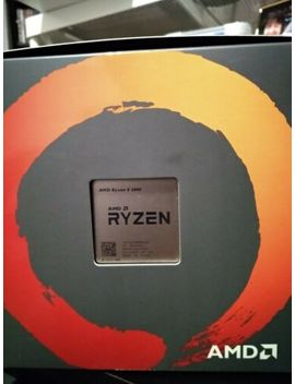 Amd Ryzen 5 2600 Processor 3.4 G Hz Am4 Brand New Sealed Includes Wraith Stealth by Amd