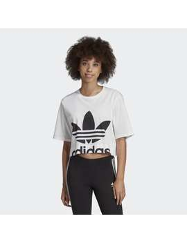 Back Cutout Tee by Adidas