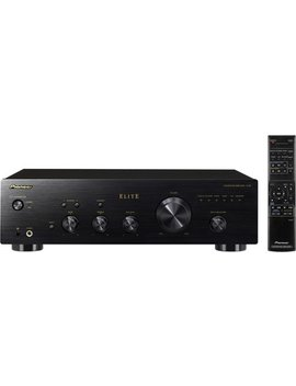 Elite 100 W 2.0 Ch. Amplifier   Black by Pioneer