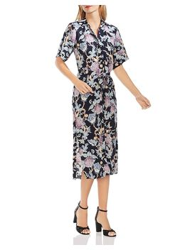 poetic-blooms-midi-shirt-dress by vince-camuto