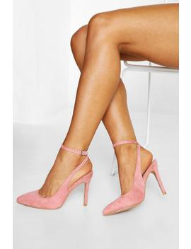 wrap-ankle-pointed-courts by boohoo