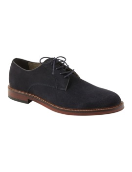Hinto Italian Leather Oxford by Banana Repbulic