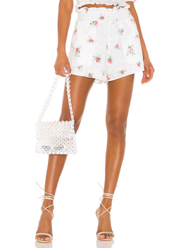 Tarte Eyelet Short by For Love & Lemons
