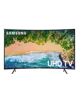 "Samsung Un55 Nu7300 Curved 55"" 4 K Uhd 7 Series Smart Tv 2018 by Samsung"