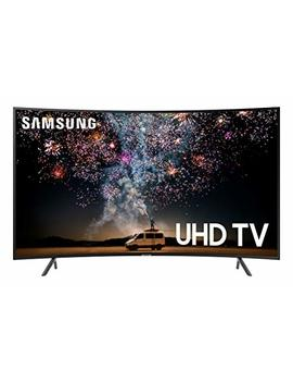 Samsung Un65 Ru7300 Fxza Curved 65'' 4 K Uhd 7 Series Smart Tv (2019) by Samsung