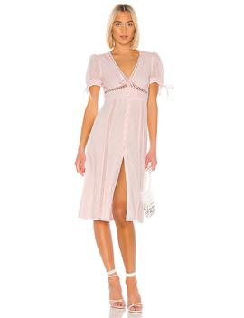 Kyra Midi Dress by Majorelle