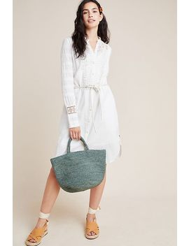 Scotch & Soda Lace Shirtdress by Scotch & Soda