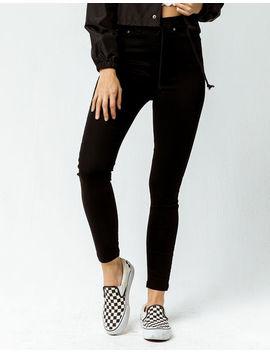 Dickies 5 Pocket High Rise Skinny Jeans by Dickies
