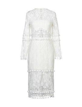 Alexis Knielanges Kleid   Kleid by Alexis