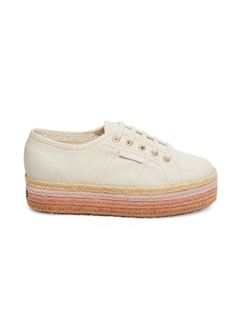 2790 Cotcoloropew Brown Multi by Superga