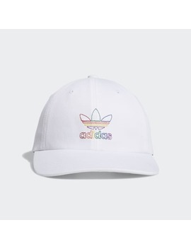 Unstructured Pride Hat by Adidas