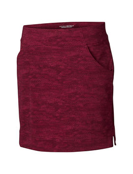 Women's Anytime Casual™ Prt Skort by Columbia Sportswear