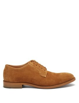 Chester Suede Derby Shoes by Paul Smith