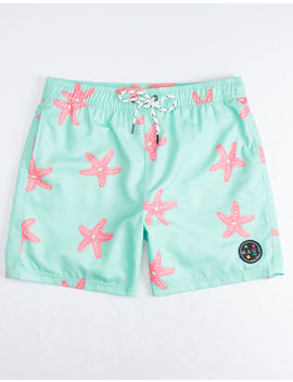Maui And Sons I'm A Star Mens Volley Shorts by Tilly's
