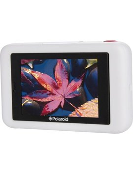 Snap Touch 13.0 Megapixel Digital Camera   White by Polaroid