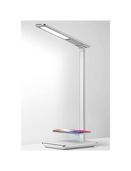 Modern Led Lamp With Wireless Charging Base by Merkury Innovations