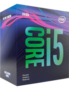 Core I5 9400 F Six Core 2.9 G Hz Desktop Processor Without Graphics by Intel