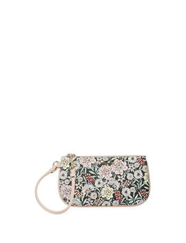 Karl Lagerfeld Paris Leather Wristlet Bag by Karl Lagerfeld Paris
