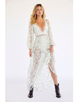 Eclair Maxi Dress by For Love & Lemons
