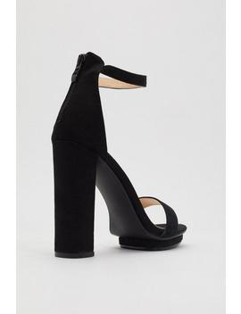 High There Platform Heels by Nasty Gal
