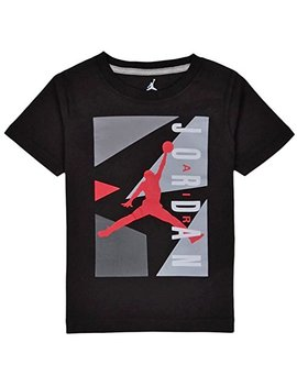 Boys Youth Jordan Aj Block T Shirt by Jordan