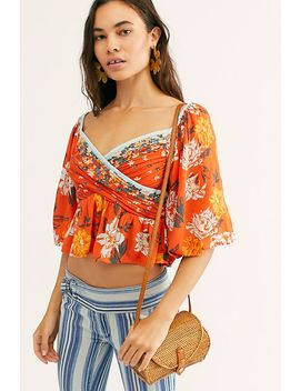 Mirabella Top by Free People