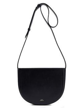Juliette Leather Shoulder Bag by A.P.C.