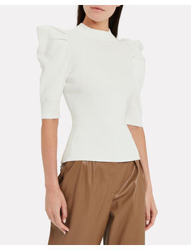 Astor Puff Sleeve Top by A.L.C.