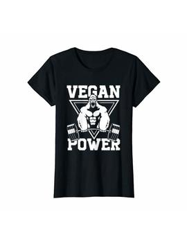 Vegan Power Workout Shirt by Printed Kicks