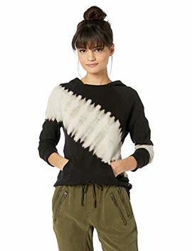 n:philanthropy-womens-tie-dye-penny-pullover by n:philanthropy