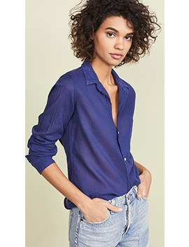 Barry Long Sleeve Button Down Shirt by Frank &Amp; Eileen