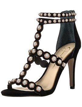Jessica Simpson Women's Eleia Heeled Sandal by Jessica Simpson