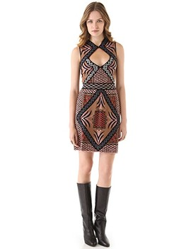 Diamond Intarsia Dress by M Missoni