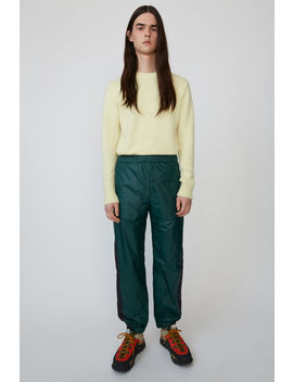 Track Pants Forest Green by Acne Studios