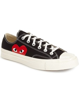 Play X Converse Chuck Taylor® Low Top Sneaker by Comme Des GarÇons