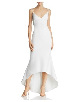 Armelle High/Low Gown by Black Halo